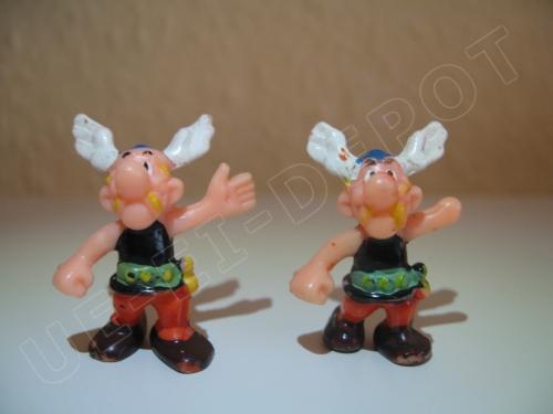 Asterix mit Gussfehler
