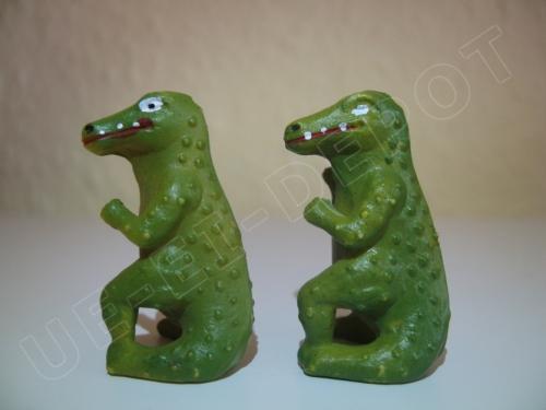 Gorgosaurus Bemalungsfehler